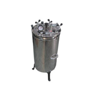 KS-142 AUTOCLAVE (Vertical) Double Wall